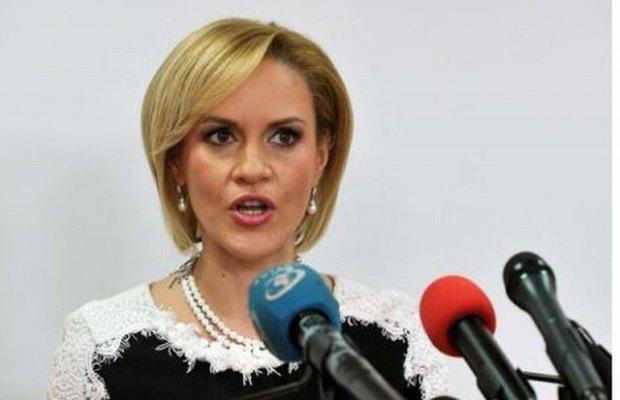 Gabriela Firea, despre candidatura la Primăria Capitalei: Miercuri se va lua decizia politică