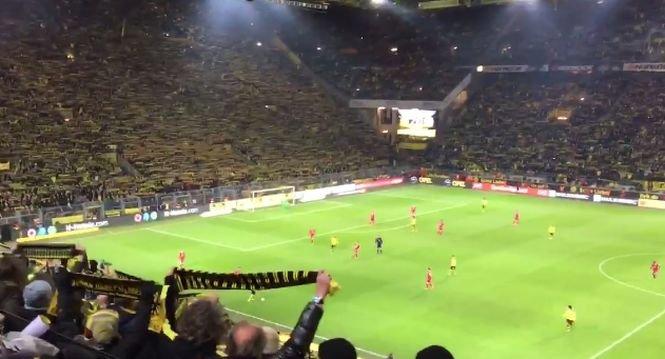 VIDEO. Tragedie pe stadionul lui Dortmund! Un suporter a murit în timpul meciului
