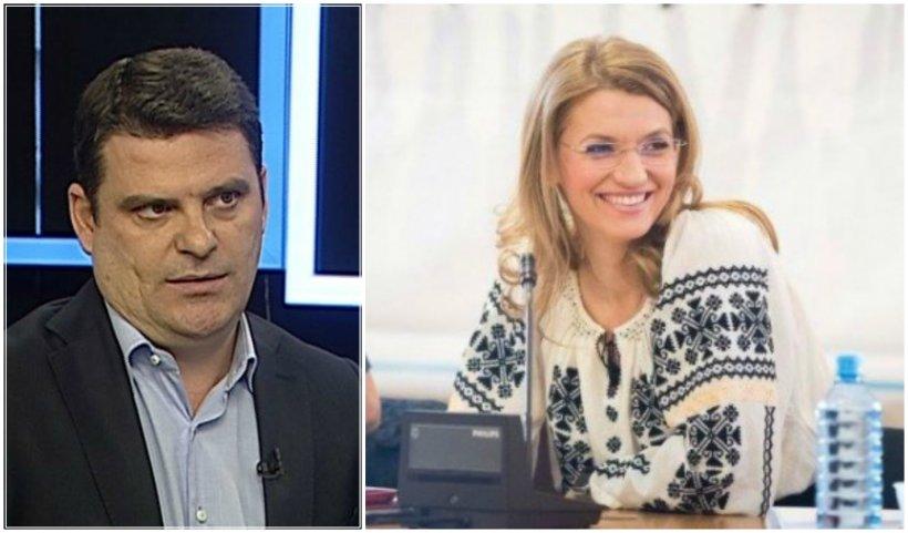 Radu Tudor: ''Alina Gorghiu a gafat grav astăzi''