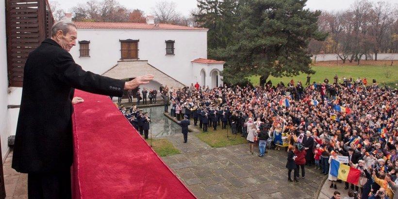 Ultimele vești de la Casa Regală. Cu cine s-au întâlnit Principesa Margareta și Principele Radu la Palatul Elisabeta