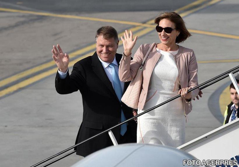 Klaus Iohannis primește avion prezidențial