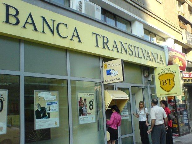 Anunț important de la Banca Transilvania