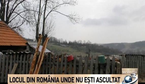 Secvențial: Locul din România în care nu ești ascultat. Niciodată