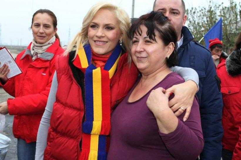 Gabriela Firea se suspendă din funcția de purtător de cuvânt al PSD
