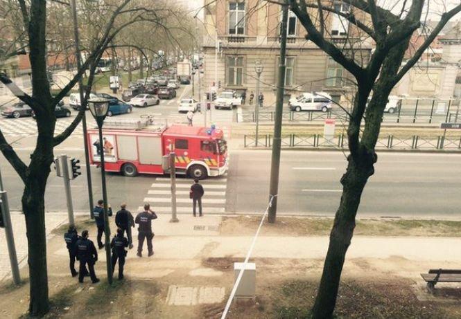 Alertă cu bombă într-un campus al Universităţii din Bruxelles