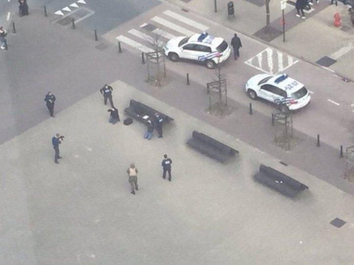 Primii suspecţi arestați de autoritățile belgiene, după atentatele din Bruxelles - VIDEO