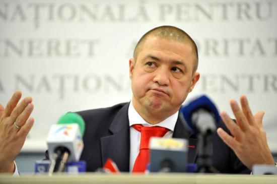 Decizie bombă în cazul lui Rudel Obreja. A fost condamnat la trei ani de închisoare cu suspendare