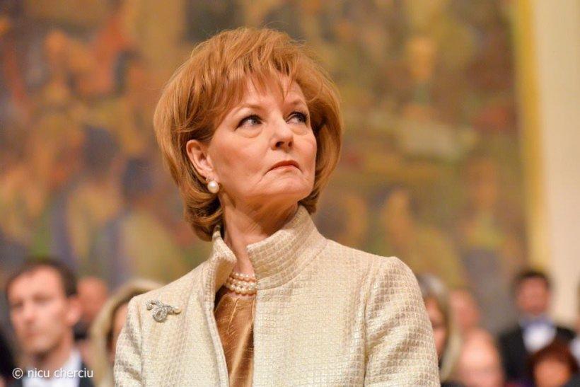 Principesa Margareta, mesaj de compasiune pentru victimele atentatelor de la Bruxelles