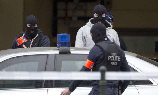 Operațiune antiteroristă la Bruxelles. O importantă arteră comercială, evacuată de forțele de ordine
