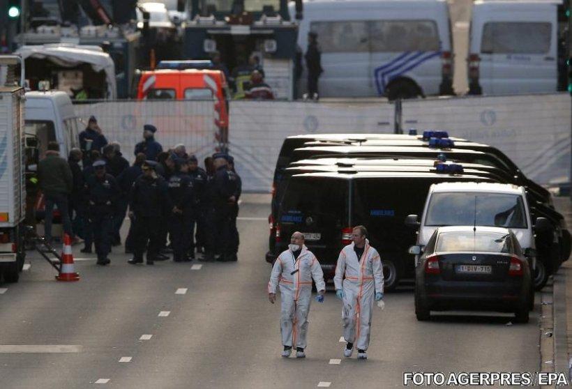 Trei explozii consecutive în oraşul belgian Liege 482