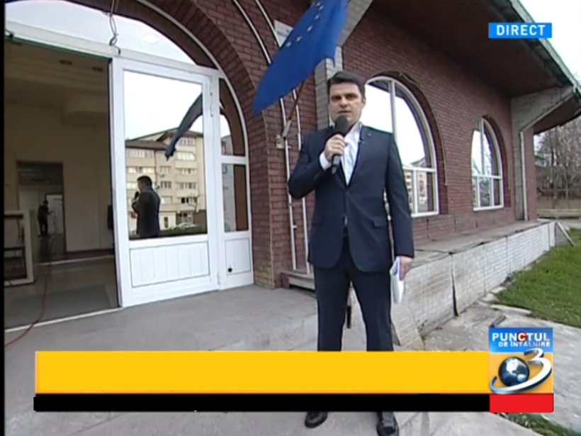 Radu Tudor, ultima emisiune Antena 3 din faimosul sediu de pe București-Ploiești 25-27 - LIVE