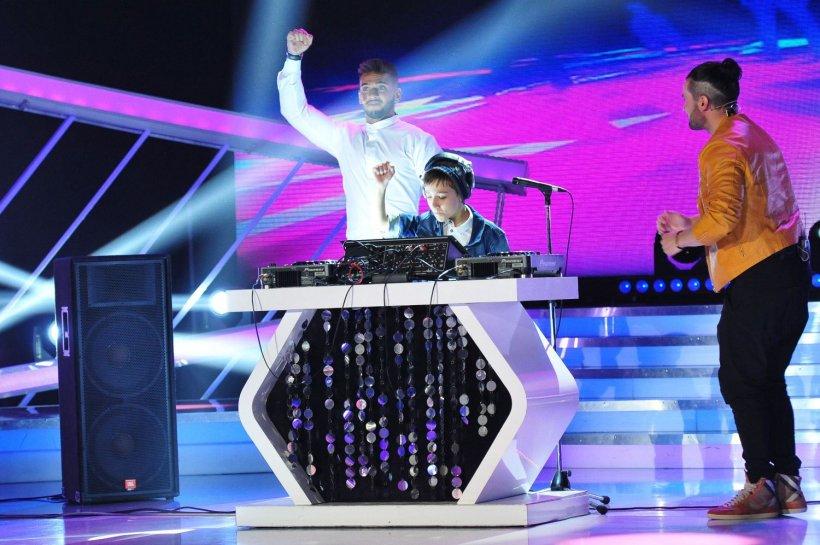 Unul dintre cei 12 copii DJ ai lumii vine la NEXT STAR