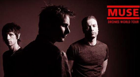 Muse, Iron Maiden și  Scorpions vor concerta în România