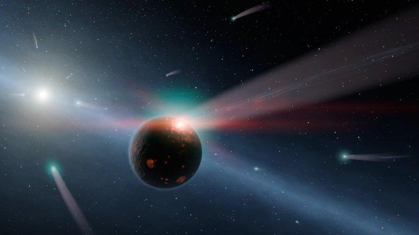Teorie: Sfârșitul vieții pe Terra, produs de o planetă aflată la marginea Sistemului Solar