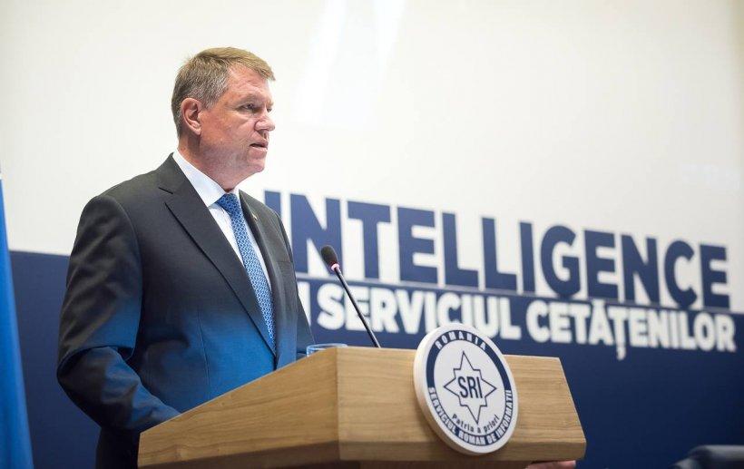 Klaus Iohannis: În următoarele săptămâni voi avea consultări cu toate partidele politice privind legislația în domeniul securității