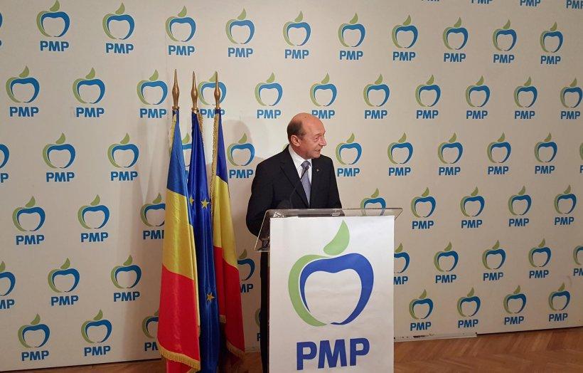 Traian Băsescu despre o eventuală candidatură la Primăria Capitalei: Voi anunța pe 25 aprilie