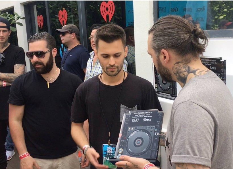 Un român a fost premiat la Miami, pentru cel mai bun remix al anului