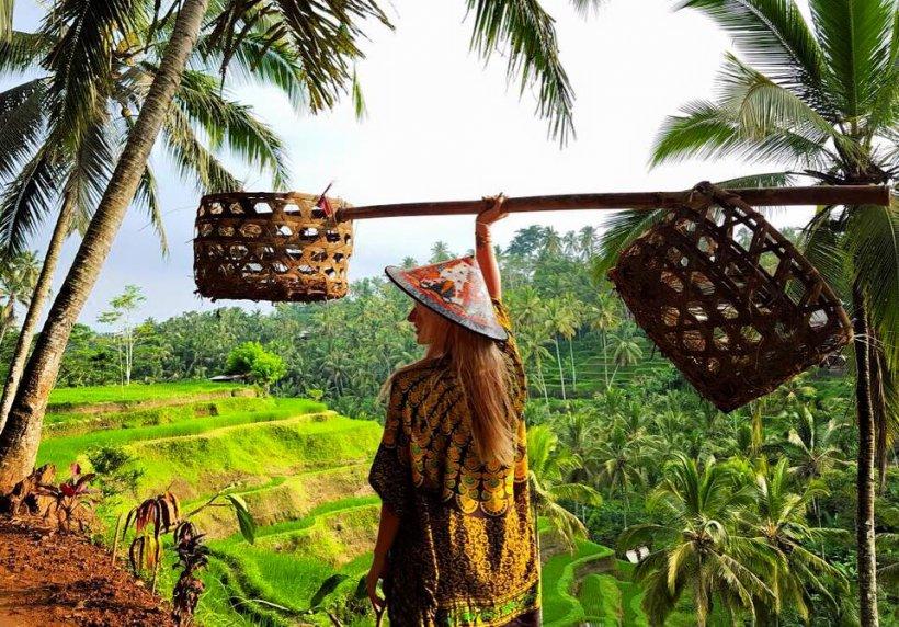 Delia a fugit cu soțul în Bali. Cum se relaxează vedeta