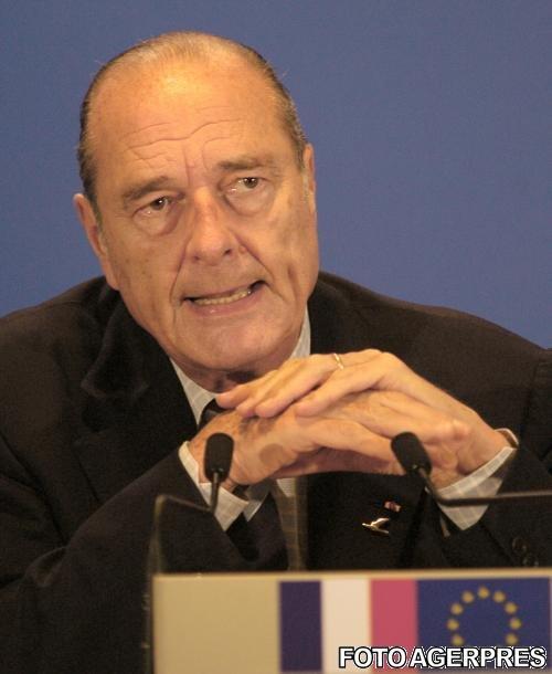 Doliu în familia fostului preşedinte Jacques Chirac. Fiica sa a trecut în nefiinţă