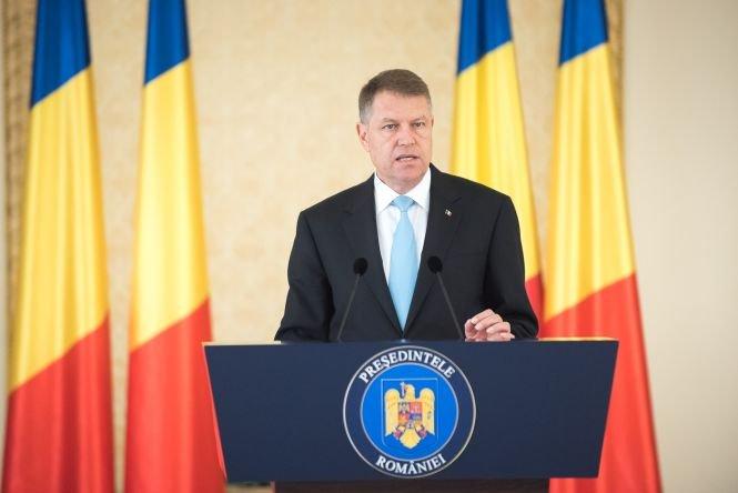 Președintele Iohannis a eliberat din funcție un șef din Ministerul de Interne