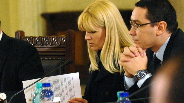 Avertismentul lui Victor Ponta pentru Elena Udrea