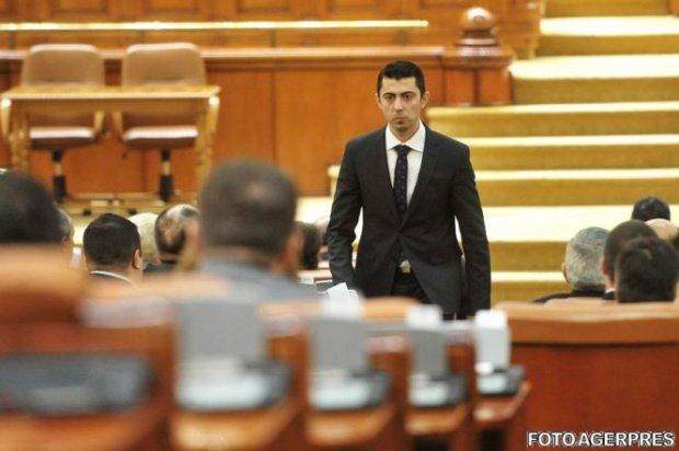 Deputatul PSD Vlad Cosma, la DNA