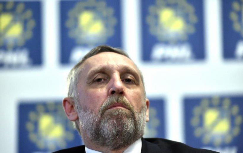 Mircea Ionescu Quintus: Liderii partidului au hotărât să nu comunice nimic despre candidatura lui Munteanu, până miercuri