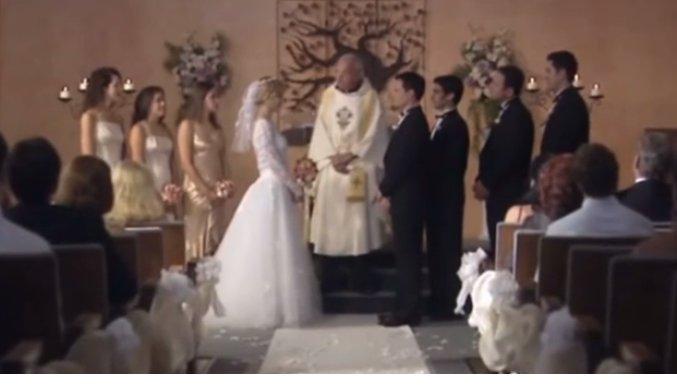 Răzbunarea cruntă a unui mire în fața altarului. Ce făcuse mireasa - VIDEO