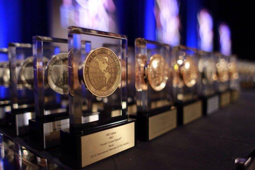 Noapte de aur pentru Antena 3 la New York Festivals World's Best Tv & Films