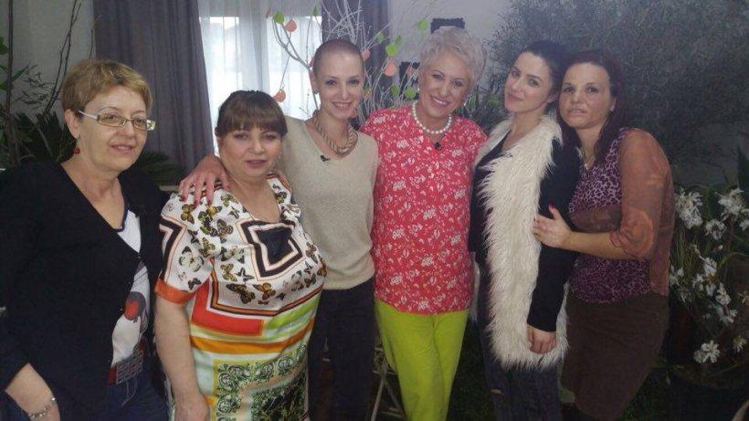 Lidia Fecioru, invitat special în emisiunea Dreptul la fericire