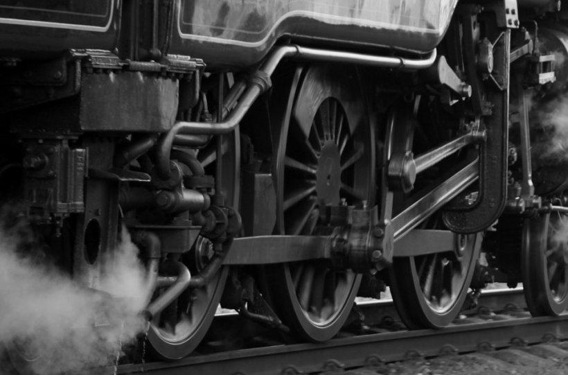 Accident feroviar în județul Arad: Patru locomotive au fost avariate