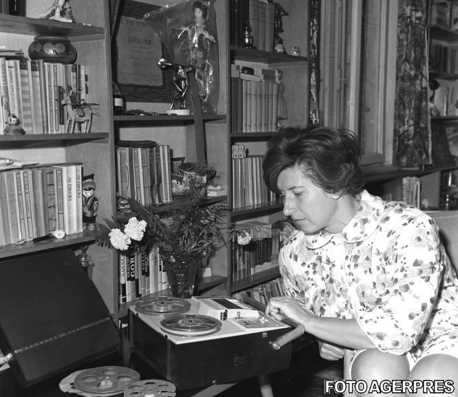 Astăzi, Lia Manoliu ar fi împlinit 84 de ani