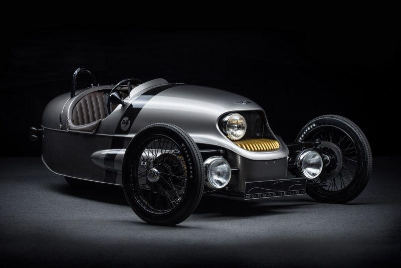 Morgan EV3. Un roadster electric cu adevărat original