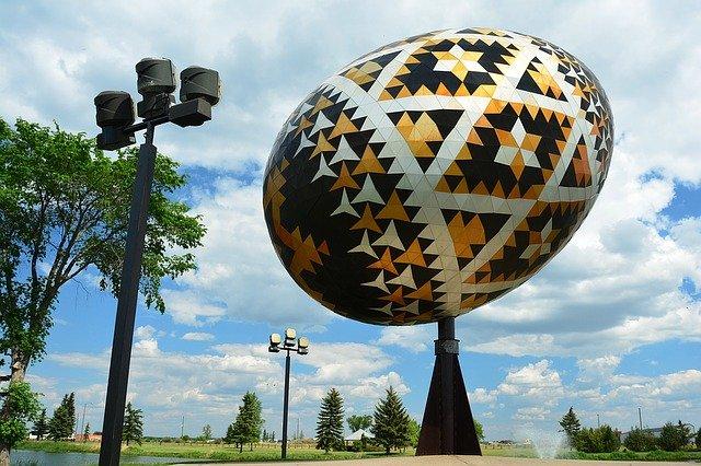 PAȘTE 2016. Acestea sunt cele mai inedite ouă din lume - GALERIE FOTO