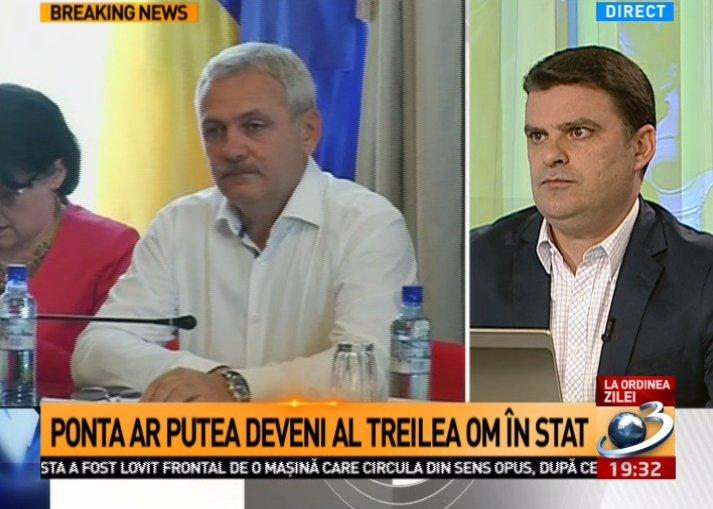 Radu Tudor: ASTA îl face vulnerabil pe Liviu Dragnea