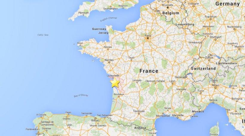 Un cutremur de 5 grade a avut loc în Franța