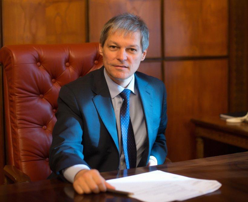 """Răspunsul lui Dacian Cioloș, după ce Vlad Alexandrescu a acuzat că a fost """"intimidat"""" de colegi din Guvern"""