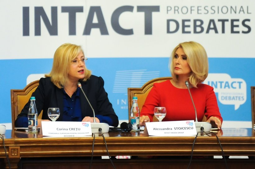 Forum Intact Media Group: România are 0% absorbție de fonduri europene pentru exercițiul bugetar 2014-2020