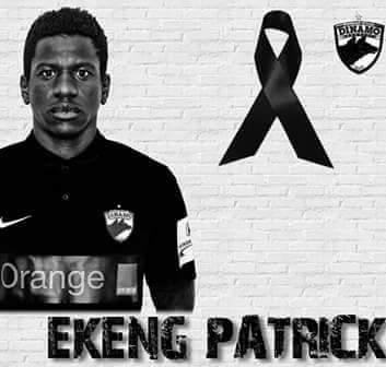 Prima melodie în memoria lui Patrick Ekeng. Versurile sunt cutremurătoare - VIDEO