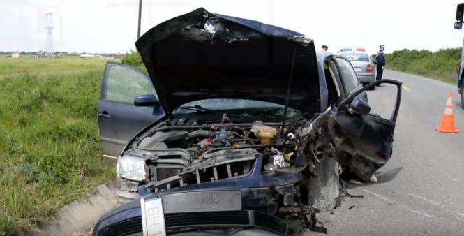Accident grav în Bihor. Șase oameni au fost răniți