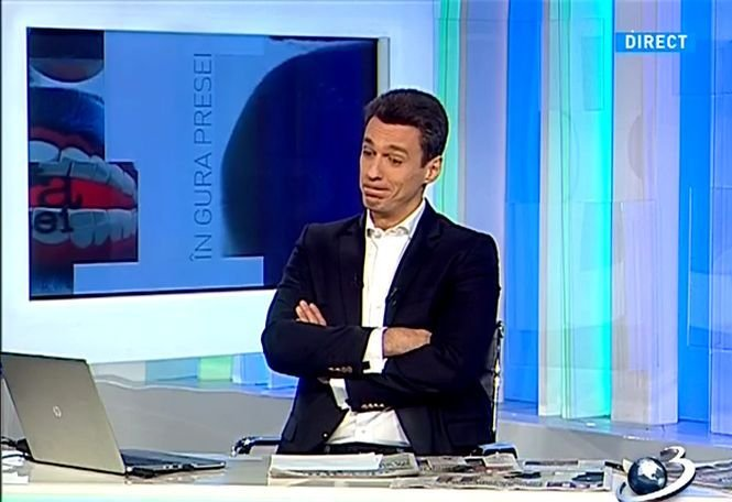 Reacția lui Mircea Badea, după sentința în dosarul Antena Group-RCS&RDS