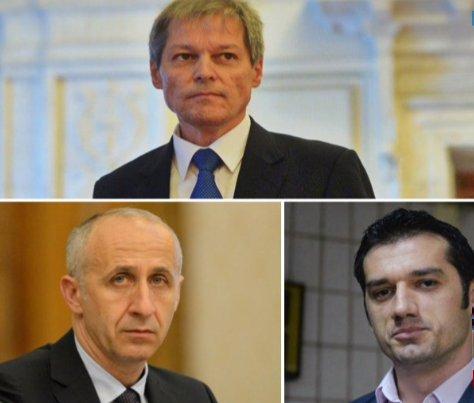 Numele lui Dacian Cioloș, menționat într-un scandal legat de licitații trucate la CNADNR