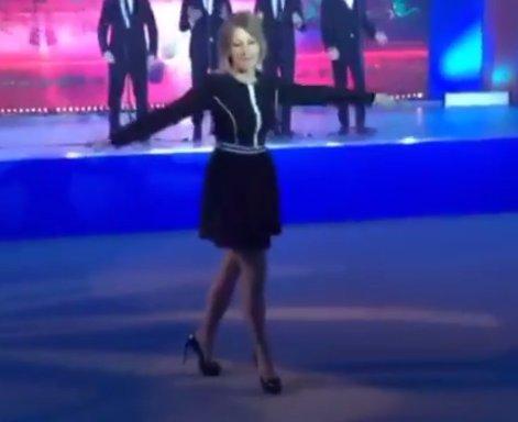 Purtătoarea de cuvânt a Ministerului de Externe rus s-a dat în spectacol în fața jurnaliștilor - VIDEO