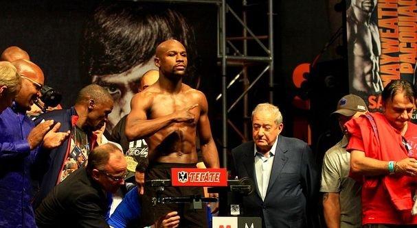 """Meciul de box de un miliard de dolari. Când ar putea avea loc """"lupta mileniului"""""""