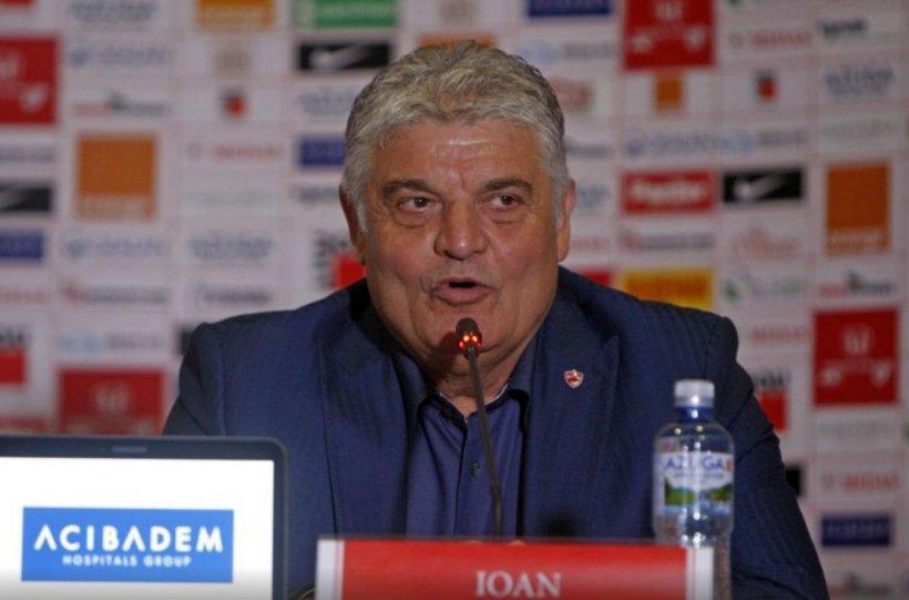"""Dinamo și-a prezentat oficial noul antrenor. Ioan Andone: """" Nu va fi ușor"""""""