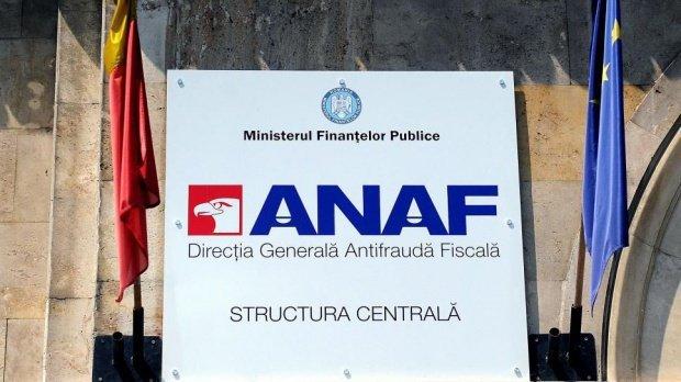 ANAF, amendată de Autoritatea de Supraveghere a Datelor cu Caracter Personal