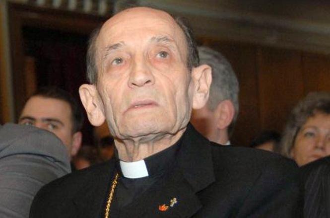 A murit episcopul romano-catolic de Oradea, Tempfli Jozsef 16