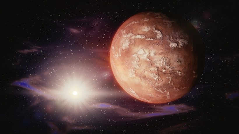 """Dezvăluiri incredibile despre planeta Marte! Cercetători: """"Tocmai iese dintr-o eră glaciară!"""""""