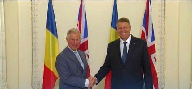 President Iohannis meets Prince Charles, the two agree on need to preserve biodiversity 114