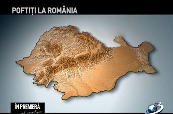 În Premieră: Poftiți la România!